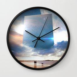 Obelisk Wall Clock