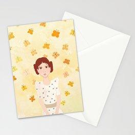 goodbye, butterfly Stationery Cards