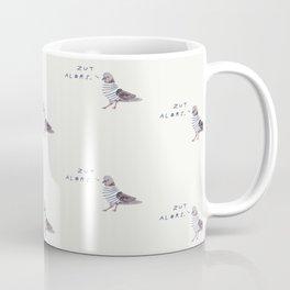 Zut Alors // French Birds Coffee Mug