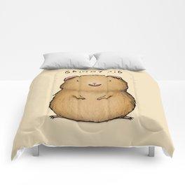 Grinny Pig Comforters