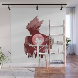 garou hero hunter Wall Mural