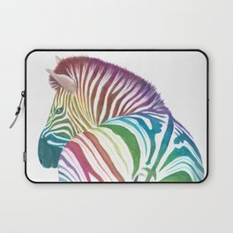 Rainbow Stripes Laptop Sleeve