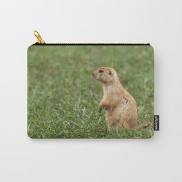 Prairie Dog on the Lookout Carry-All Pouch