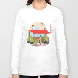 Love Honfleur Long Sleeve T-shirt