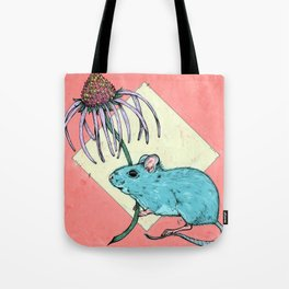 prairie deer mouse. Tote Bag