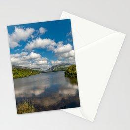 Lake Padarn Llanberis Wales Stationery Cards