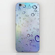 The Raindrops iPhone & iPod Skin