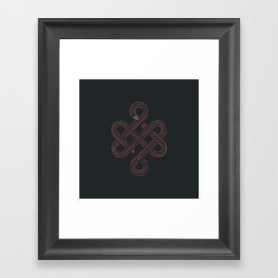 Endless Creativity Framed Art Print