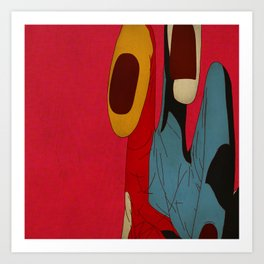 GRIM REAPER #3 Art Print