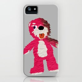 Breaking Bad Teddy Bear iPhone Case
