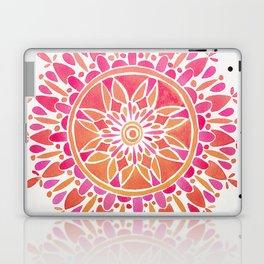 Mandala – Pink Ombré Laptop & iPad Skin