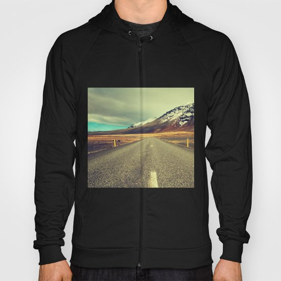Landscape with Road Hoody