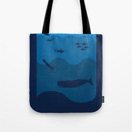 Oceans Alive Tote Bag