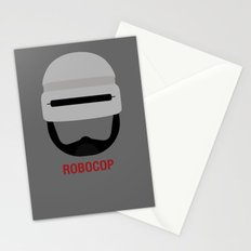 ROBOCOP Stationery Cards