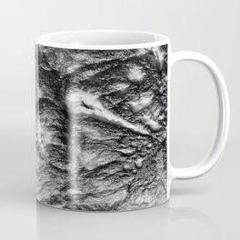 Cumulus Black and White Design Edit Coffee Mug