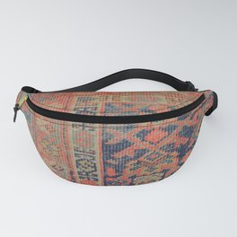 Traditional Antique Rug Fanny Pack
