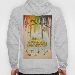 Rainbow Cities ~ Athens Hoody