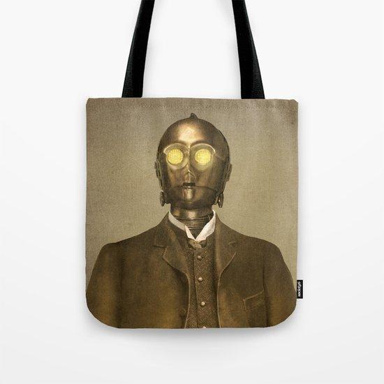 Baron Von Three PO  Tote Bag