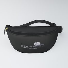 Volleyball Drinking Team Problem Fanny Pack