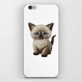 Cat - Kitten Classic iPhone Skin