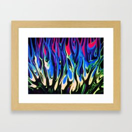 "#02 TLuv.Design© ""Phantasmagoria"" Series Framed Art Print"