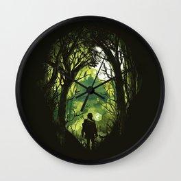 legend Wall Clock