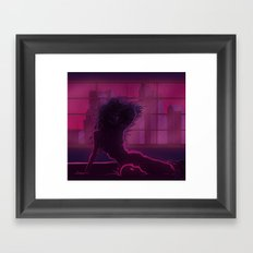 Night, Altogether Framed Art Print