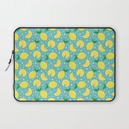 Juicy lemon pattern Laptop Sleeve