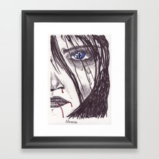 Abusio Framed Art Print