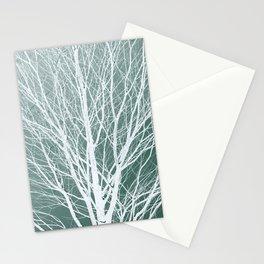Creative Tree Green Stationery Cards