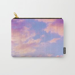 Miraculous Clouds #1 #dreamy #wall #decor #society6 Carry-All Pouch