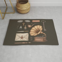 A Sophisticated Assemblage Rug