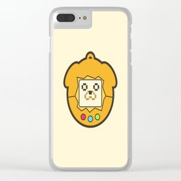 Tamago Chibi Jake The Dog Clear iPhone Case