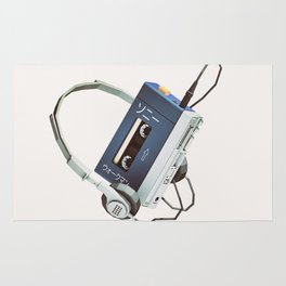 Lo-Fi goes 3D - Walkman Rug