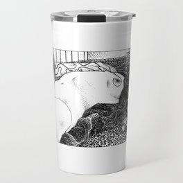 asc 788 - Le sang d'encre (Octopus blood) Travel Mug