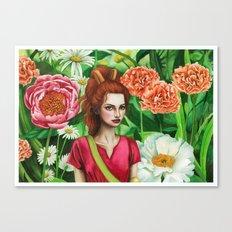 The Borrower Arrietty Canvas Print