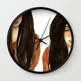 RUBIA Wall Clock