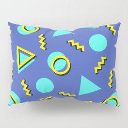 Memphis pattern 63 Pillow Sham
