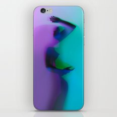 Dare to Dream and Dance iPhone & iPod Skin