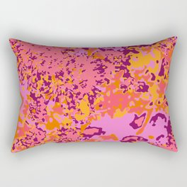 Fleur de Montserrat Rectangular Pillow