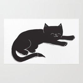 Happy Kitty Rug
