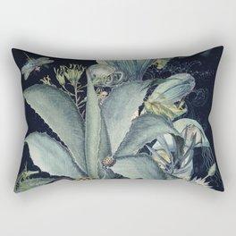 Magic Garden: Twilight I Rectangular Pillow
