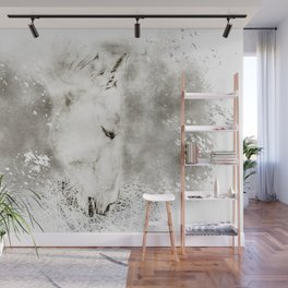 LIGHT HAY Wall Mural