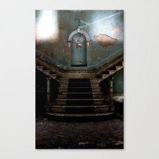 The Beauty of Abandon Canvas Print