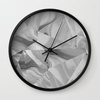 Irregular Marble II Wall Clock