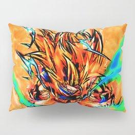 super saiyan 3 Pillow Sham