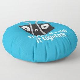Get a Grip Floor Pillow