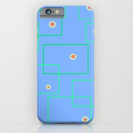 Love You Dots iPhone Case