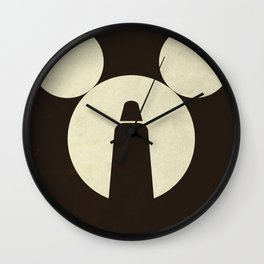The Dark Side of the Mouse Wall Clock
