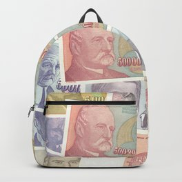 And They Lived Happily Ever After Backpack